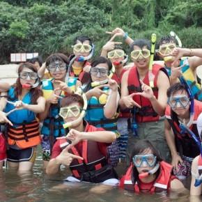浮潛體驗 Snorkeling