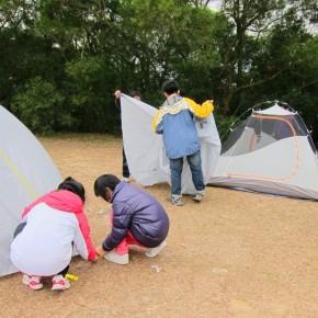 生態教育露營體驗 Wild Camping