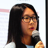 """I am a Geography student interested in environmental issues since I enjoy the natural environment and thus want to put my effect to protect the environment. I have been organizing green activities in school for 3 years and I hope that I can organize in the community which is more challenging for me. Also, I join the internship program in the Museum of Climate Change which enhanced my knowledge of climate change. The Greengoer programme helped me understand the roles of various parties in the community and thus my role in helping the environment."""
