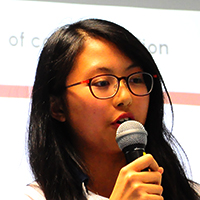 """People often say that in Hong Kong there is little or no opportunity for a environmentalist to develop. I want to defy this saying and commit myself to protecting our Mother Nature. After joining the Greengoer programme, I have the courage to stand out for the critical issues concerning the environment regardless of what others comment on it. I wish to enrich my knowledge about how to cope with difficulties when the priority for environment of society is low and at the same time not undermining the development or need of other stakeholders."""
